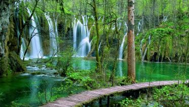 Discover the Best of Nature at Plitvice National Park