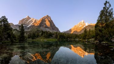 Discover the real Fann mountains