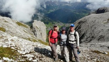 Dolomites Guided Walk