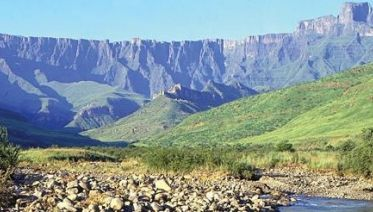 Drakensberg and Kruger Walking Safari