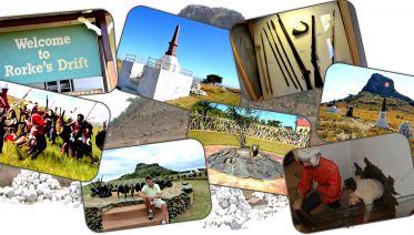 Drakensberg Cave Paintings & Nelson Mandela Capture site