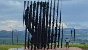 Drakensberg Kamberg & Mandela Capture Site private Tour