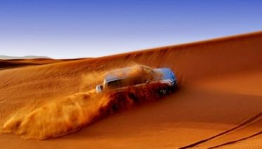 Dubai 4WD Desert safari with BBQ dinner