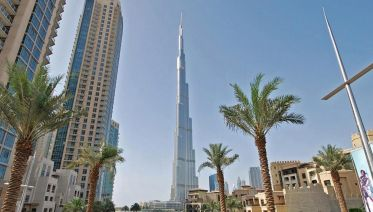 Dubai City & Skip-the-Line Burj Khalifa Ticket plus Lunch