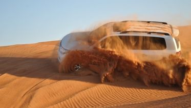 Dubai Desert Safari With Barbecue Dinner