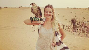 Dubai Desert Safari with Dinner,Sand Boarding & 3 Shows