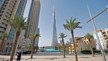 Dubai half day with Burj Khalifa from Dubai