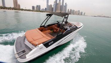 Dubai Marina Boat Tour