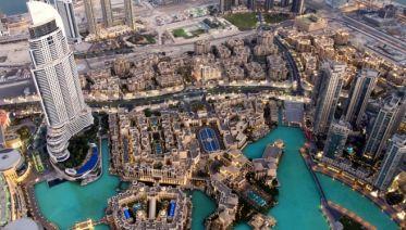 Dubai Private Tour With Ticket To Burj Khalifa