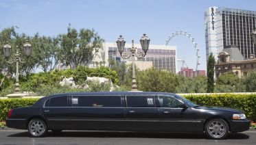 Dubai's Glance From The Limousine