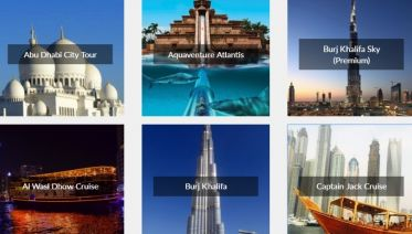 Dubai Unlimited Attraction Pass
