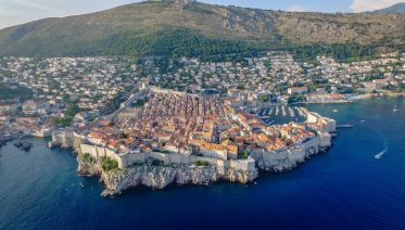 Dubrovnik : A Visit to Franciscan Monastery