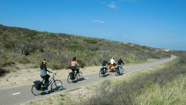 Dune & Highlights bike tour