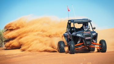 Dune Buggy Adventure with Refreshments
