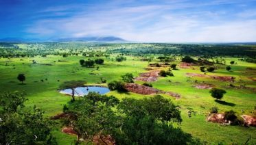 East African Explorer, Keekorok And Serena Lodges
