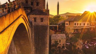 Eastern Capitals And Dalmatian Riviera