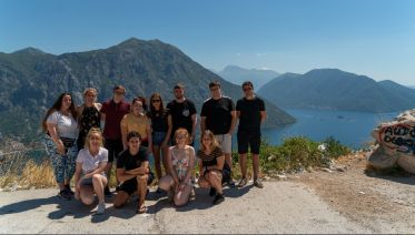 Eastern Europe Group Tour (18-35)