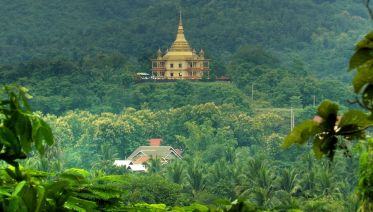 Easy Biking Around Rural Luang Prabang - Full Day Tour