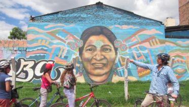 Ecuador Crossing Ways (from Bogota)