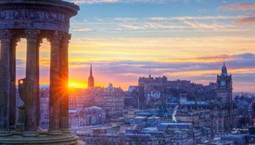Edinburgh New Year - Hogmanay 4 Day 2017-18