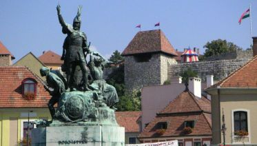 Eger Wine Region Tour From Budapest