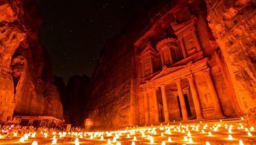 Egypt & Jordan Discovered By Land