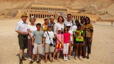 Egyptian Family Adventure
