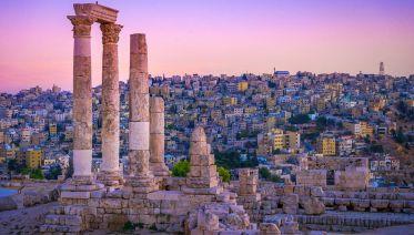 Eight-Day Jordan Tour