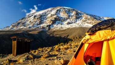 Eight-Day Mount Kilimanjaro Climb: Lemosho Route