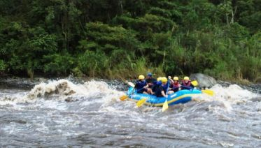 El Chalten Rafting Full Day Tour from El Calafate