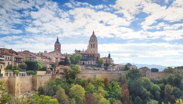 El Escorial, Valley of the Fallen and Segovia Tour