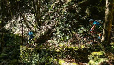 Enduro Mountain Biking Around Kathmandu