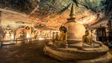 Essence of Sri Lanka Tour: 4 Days