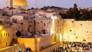 Essential Jordan & Israel