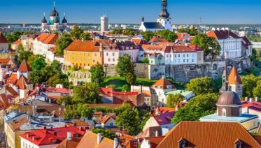 Estonia To Prague - 13 Days