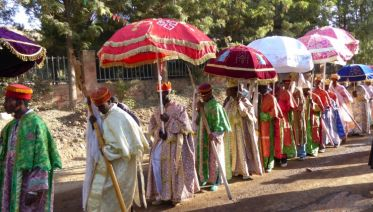 Ethiopia In Depth: Timkat Festival