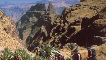 Ethiopia Simien Mountains And Beyond