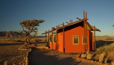 Etosha & Swakopmund Safari 4D/3N