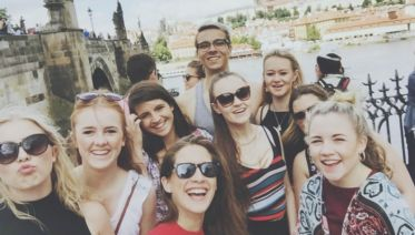 Europe Group Tour
