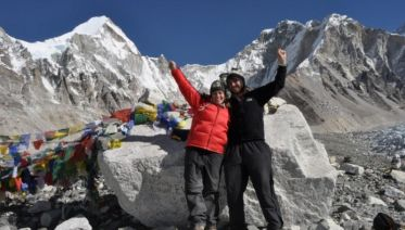 Everest 3 Passes Trek 15D/14N