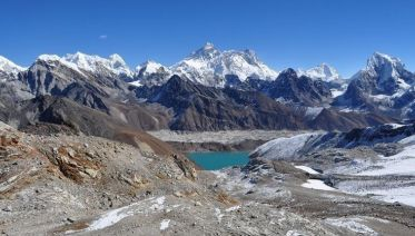 Everest Base Camp - 3 High Passes Trek