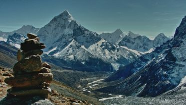 Everest Base Camp - 3 Passes Trek