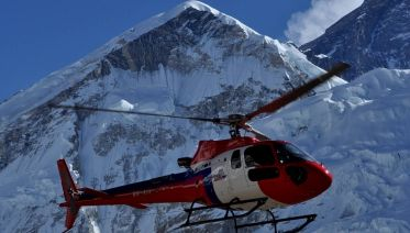 Everest Base Camp and Fly Back by Helicopter- 12 Days