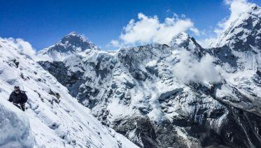 Everest Base Camp & Island Peak Climb