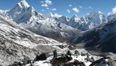 Everest Base Camp & Kala Pattar over 55's