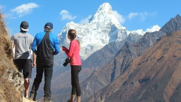Everest Base Camp & Kalapathar Trek 12 Days / 11 Nights