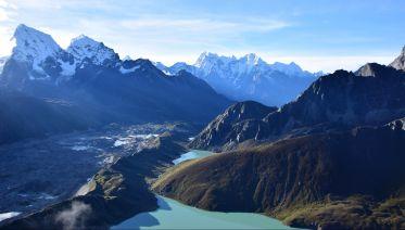 Everest Base Camp - Chola Pass Gokyo Trek