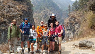 Everest Base Camp/Kalapathar Trek