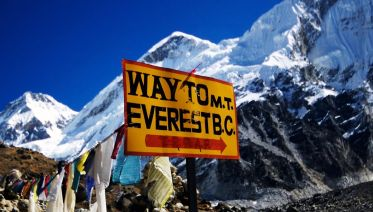 Everest Base Camp Leisurely Trek (16 Days)