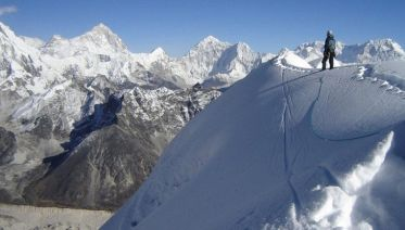 Everest Base Camp -Lobuche East Peak Climbing